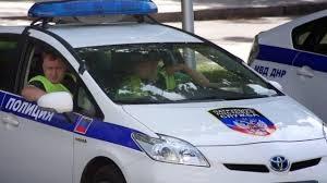 ДНР, Полиция, МВД, сотрудники, районы, патруль