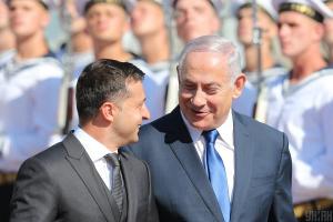 Россия, агрессия, война, донбасс, украина, зеленский, израиль, Нетаньяху, путин