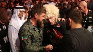 популярность, Кадыров, Нурмагомедов, борьба, спорт, общество, конфликты, происшествие, Чечня, Россия