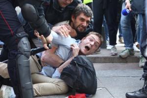 протесты, митинги, выборы, задержания, москва сегодня, новости россии, видео, новости москвы, происшествия