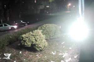 112 украина, обстрел, гранатомет, киев, полиция, медведчук