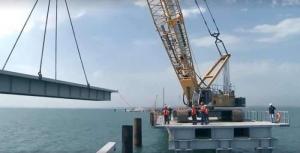 Керченский мост, Незаконное строительство, Россия, Министерство инфраструктуры, Крым