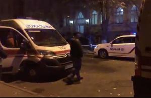 киев, взрыв, новости, украина, погибли, граната, пушкинская, сенсей, купол, ветеран