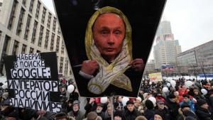 Россия, Путин, Медведев, петиция