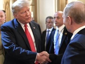 Россия, США, Санкции, Политика, Путин, Трамп.