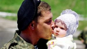 Мобилизация, дети, военнослужащие, закон