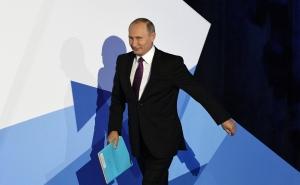 россия, путин, анекдот, скандал, валдай