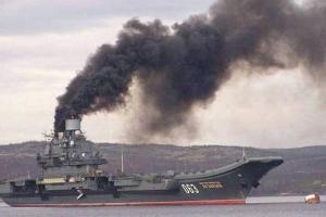 Владимир Путин, Армия России, Карта Сирии, Война в Сирии ВПК Адмирал Кузнецов