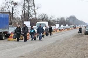 смерть на линии разграничения, новости, Донбасс, ВСУ, пенсионерка, Украина, Луганск, Донецк