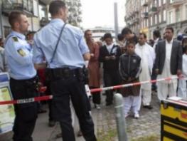 Копенгаген, общество, происшествие, теракт