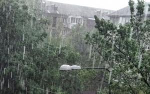 Украина,  погода, шторм, ливень, гроза, гсчс