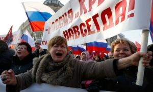 украина, россия, крым, аннексия, скандал, баронова, патриотизм