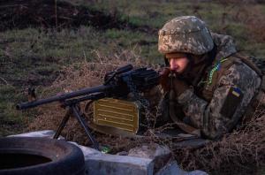 восток Украины, Донбасс, ВСУ, армия, ООС, пехота, учения, фото