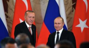 Эрдоган, Путин, ультиматум