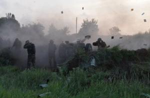 Иловайск, АТО, Донбасс, юго-восток Украины, армия Украины, Вооруженные силы Украины, ДНР