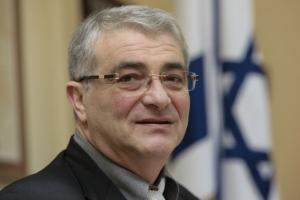 израиль, посол, украина