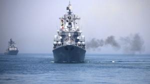 Черноморская проливная зона, боевые корабли, Средиземное море, Дыгало, минобороны РФ