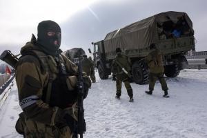 новости, днр, лнр, боевики, украина, война, донбасс, фронт, всу, блок-пост, видео, ато