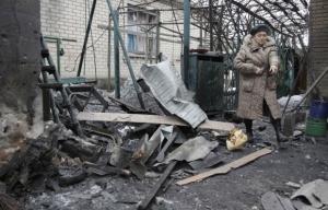 АТЦ, сепаратисты, Луганская область, обстрелы