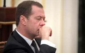 медведев, россия, кризис, экономика, санкции, нефть