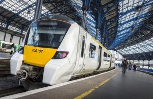 Thameslink Railway, поезд, беспилотный поезд, видео, фото, кадры, Британия, новости Великобритании, запуск