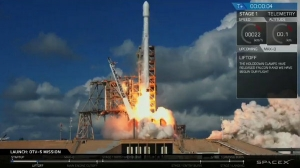 сша, SpaceX, космос, шатл, орбита, самолет, запуск, ввс