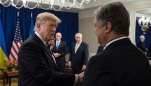 Петр Порошенко, президент Украины, политика, новости, Париж, Трамп, встреча