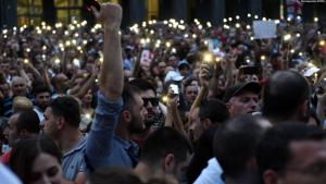 грузия, протесты, россия, оккупация, происшествия, видео, депутаты, сергей гаврилов, парламент грузии, новости тбилиси, тбилиси сегодня