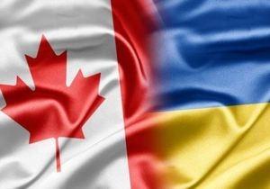 Канада, кредит, украина
