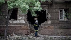 Луганск, ЛНР, АТО, юго-восток Украины, Донбасс, Луганский горсовет