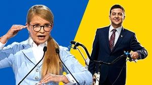 Юлия Тимошенко, Батькивщина, новости, борщ, Чебурашка, Владимир Зеленский, выборы президента Украины