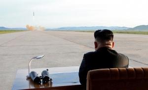 кндр, ракета, скандал, сша, япония, испытания