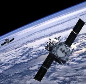 Китай, спутник, стихийные бедствия