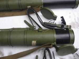 Новости Тернопольщины, общество, железнодорожник прятал на жд/станции гранатометы