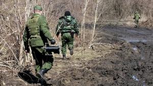 Новости Украины, неразорвавшиеся снаряды, ДНР, МЧС ДНР,