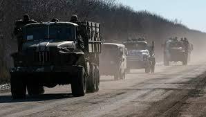 ДНР, отвод вооружения, восток Украины, Минские соглашения