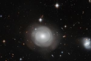 галактика, телескоп хаббл, млечный путь, космос, наука, nasa, ЛЕДА 89996