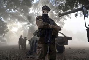 Мали, ООН, Россия, боевики