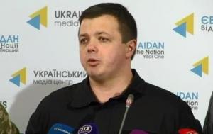 семенченко, донбасс, ато, восток украины, армия украины