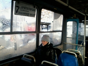 Донецк, обстрелы, АТО, ДНР, армия Украины, транспорт, ВСУ, Донбасс
