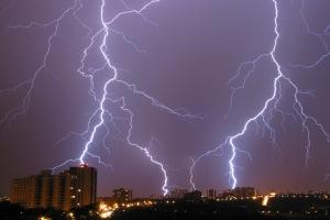 Украина, Погода, Непогода, Грозы, Дожди, Ветер, Порывы, Электричество.