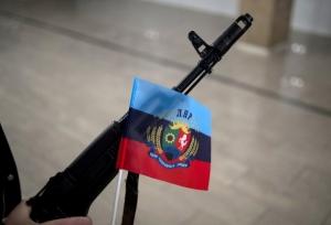 луганск, флаг, лнр, видео, донбасс