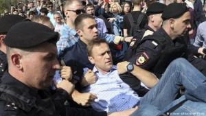 Алексей Навальный, Владимир Путин, новости, Россия, выборы президента, видео, Он нам не царь, Москва