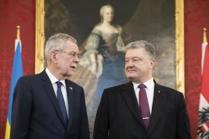 Петр Порошенко, президент Украины, политика, новости, Вена, Австрия, переселенцы, ВПО
