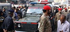 Пакистан, криминал, взрыв, происшествия