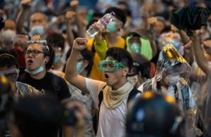 гонконг, китай, протест, происшествие, митинг, демократия, общество