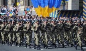 трансляция, онлайн, где смотреть, сегодня, нато, видео, фото, украина, киев, парад, армия, ато, сша, мэттис, великобритания,литва, грузия, молдова