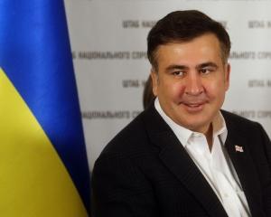 михаил саакашвили, киев, митинг, политика, новости украины