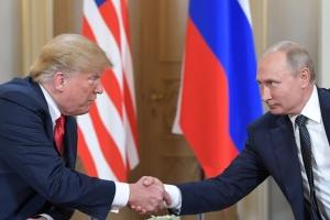 Россия, США, Путин, Трамп, Конфликт, Ракеты, Разрыв, Ядерная сделка.