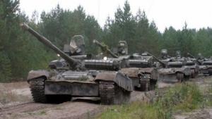 семенченко, донбасс, батальон, бронетехника